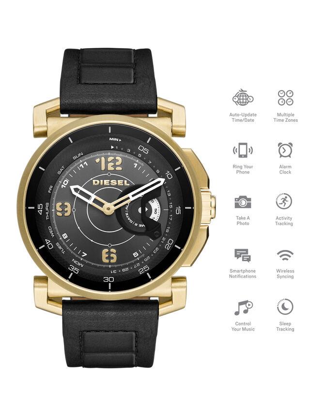 Diesel - DT1004, Nero - Smartwatches - Image 1