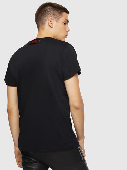 Diesel - LCP-T-DIEGO-ELPROFES,  - T-Shirts - Image 3