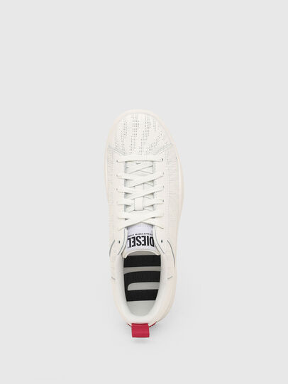 Diesel - S-CLEVER LOW LACE W, Bianco - Sneakers - Image 6