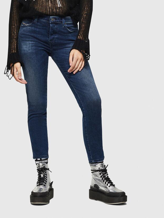 Babhila 083AE, Blu Scuro - Jeans