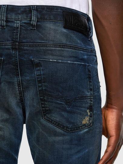 Diesel - Krooley JoggJeans 069NP, Blu Scuro - Jeans - Image 6