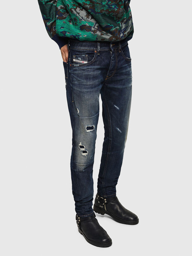 Thommer 0890W, Blu Scuro - Jeans