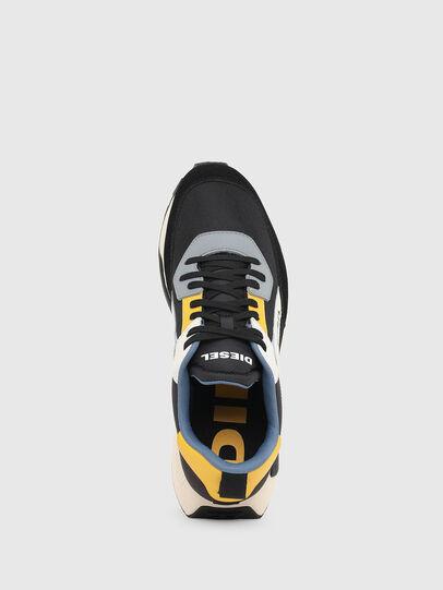 Diesel - S-TYCHE LOW CUT, Nero/Bianco - Sneakers - Image 5