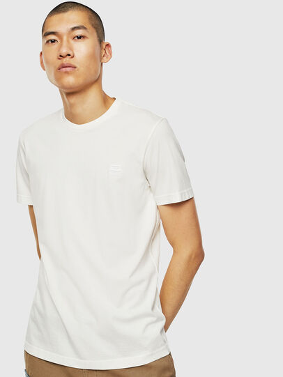 Diesel - T-DIEGOS-K31, Bianco - T-Shirts - Image 4
