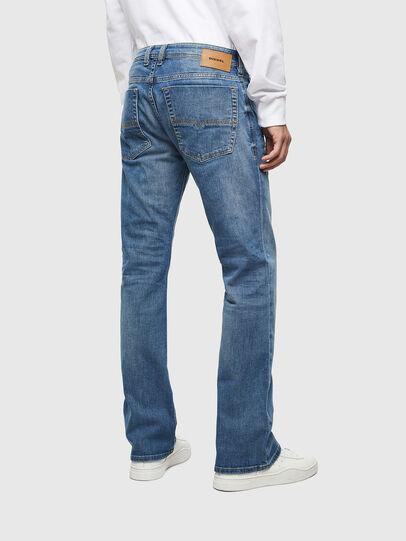 Diesel - Zatiny CN035, Blu medio - Jeans - Image 2