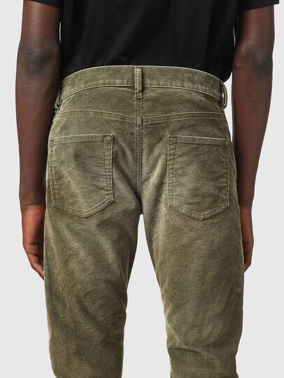 Diesel - D-Strukt 069XQ, Verde Militare - Jeans - Image 4