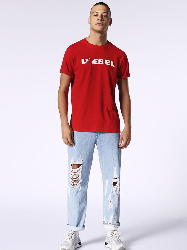 T-JUST-SL, Rosso