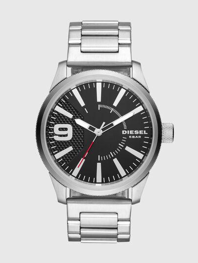 Diesel - DZ1889, Argento - Orologi - Image 1