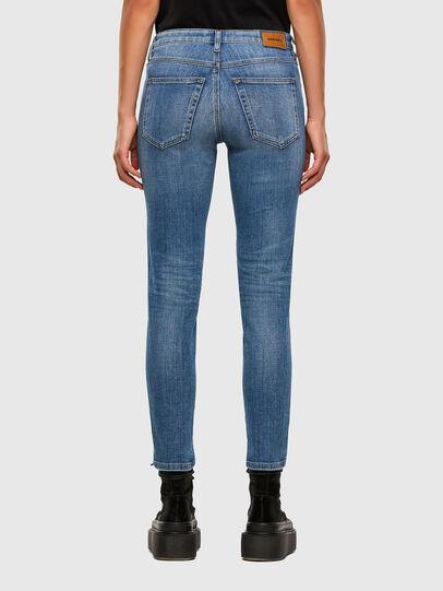 Diesel - Babhila 086AP, Blu medio - Jeans - Image 2