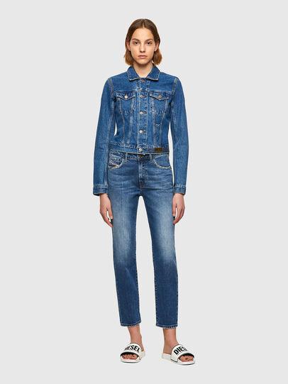 Diesel - D-Joy 009TZ, Blu medio - Jeans - Image 5