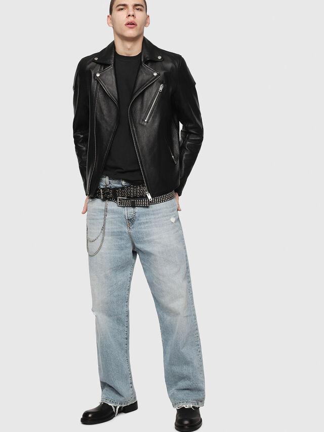 Diesel - D-Vided 080AF, Blu Chiaro - Jeans - Image 5