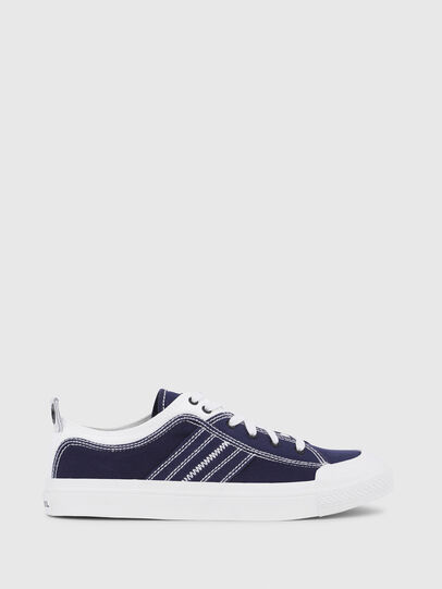 Diesel - S-ASTICO LOW LACE, Blu/Bianco - Sneakers - Image 1
