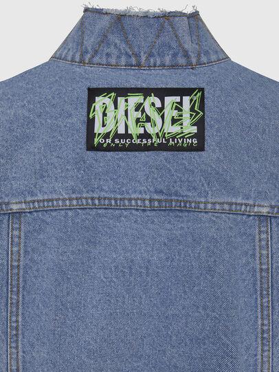 Diesel - G-DANIEL, Blu/Verde - Giacche - Image 5