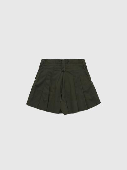 Diesel - PEDEN, Verde Scuro - Shorts - Image 2