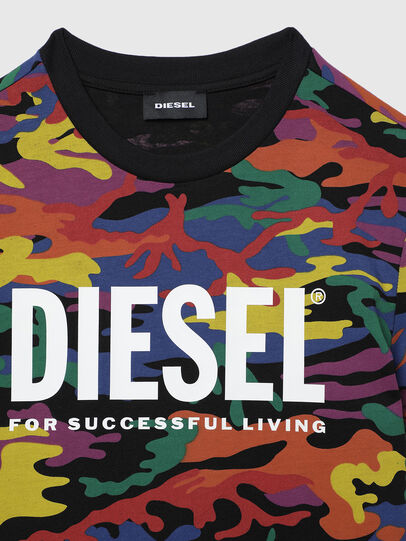Diesel - TDIEGORBOW, Multicolor - T-shirts e Tops - Image 3