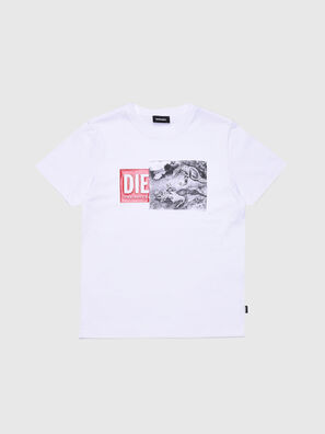 TJUSTXH, Bianco - T-shirts e Tops