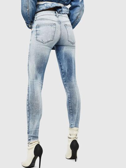 Diesel - Slandy 083AR, Blu Chiaro - Jeans - Image 2