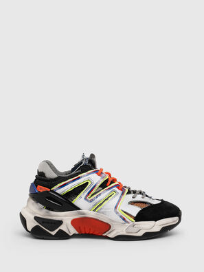 S-KIPPER SK, Bianco/Nero - Sneakers