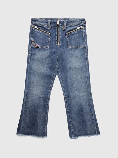 Diesel - D-EARLIE-J, Blu medio - Jeans - Image 1