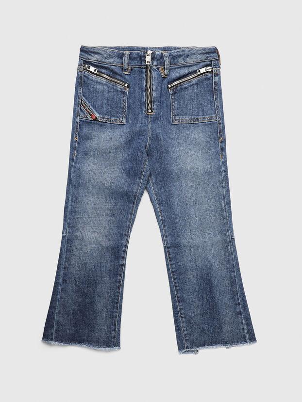 D-EARLIE-J, Blu medio - Jeans