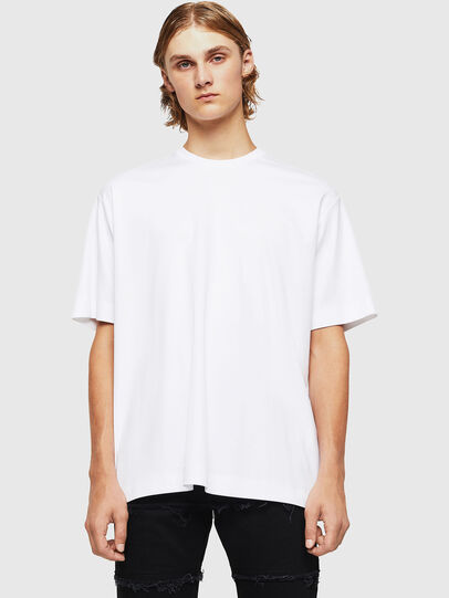 Diesel - TEORIALE-X3, Bianco - T-Shirts - Image 1