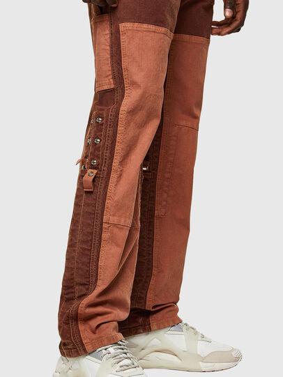 Diesel - D-Franky JoggJeans® 0DDAW, Marrone - Jeans - Image 3