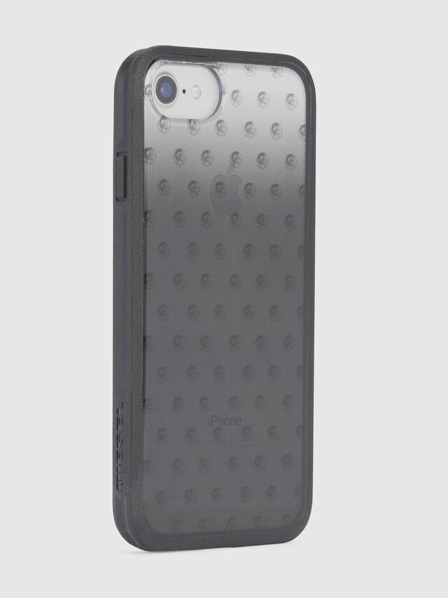 Diesel - MOHICAN HEAD DOTS BLACK IPHONE 8 PLUS/7 PLUS/6s PLUS/6 PLUS CASE, Nero - Cover - Image 6