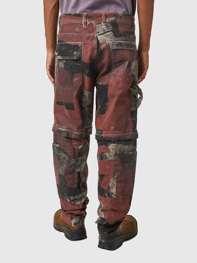 Diesel - D-Multy JoggJeans® 0CEAM, Rosa/Nero - Jeans - Image 2