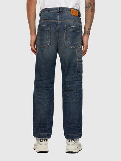 Diesel - D-Franky 009EW, Blu Scuro - Jeans - Image 2