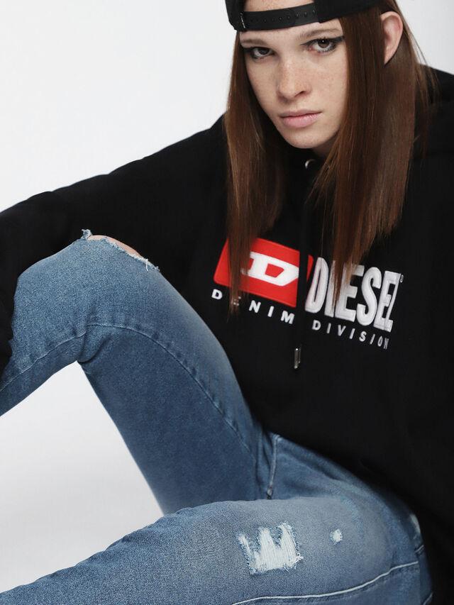 Diesel - Babhila 084WP, Blu Chiaro - Jeans - Image 5
