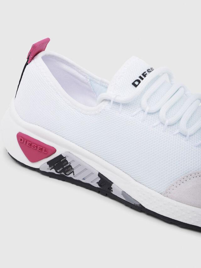 Diesel - S-KB LC W, Bianco - Sneakers - Image 4
