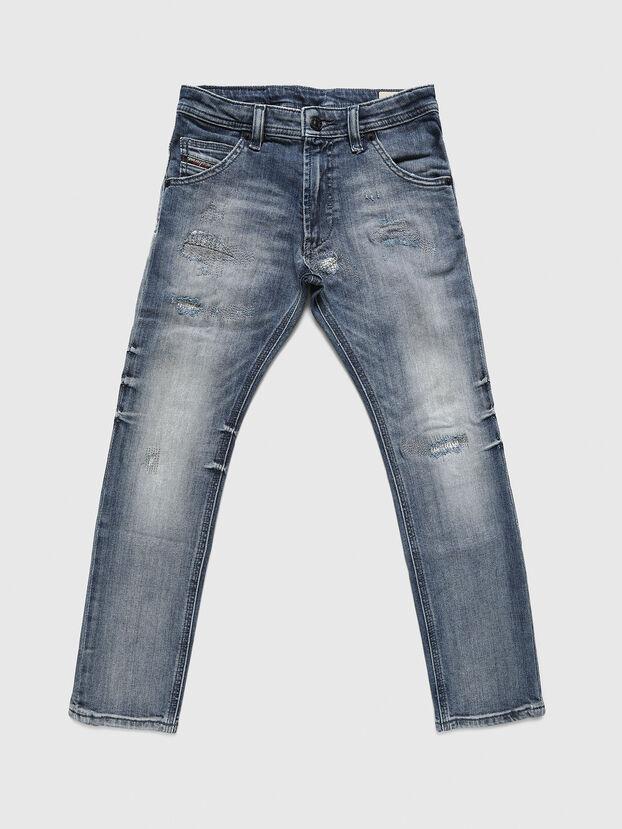 KROOLEY-J-N, Blu Chiaro - Jeans