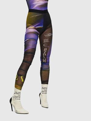 P-ASRIN-D, Multicolor - Pantaloni
