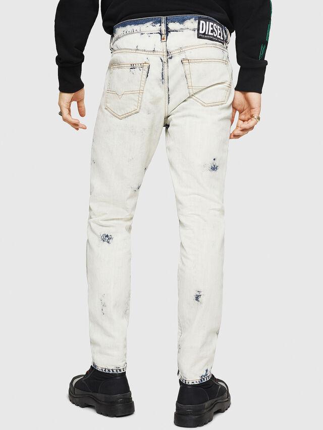 Diesel - Mharky 0890Q, Blu Chiaro - Jeans - Image 2