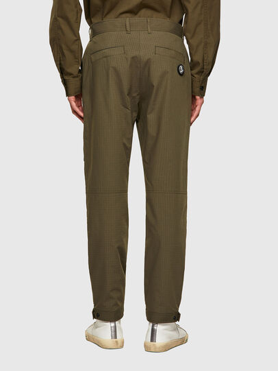 Diesel - P-SIDE, Verde Militare - Pantaloni - Image 2