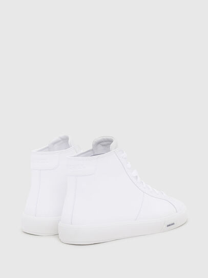 Diesel - S-MYDORI MC W, Bianco - Sneakers - Image 3