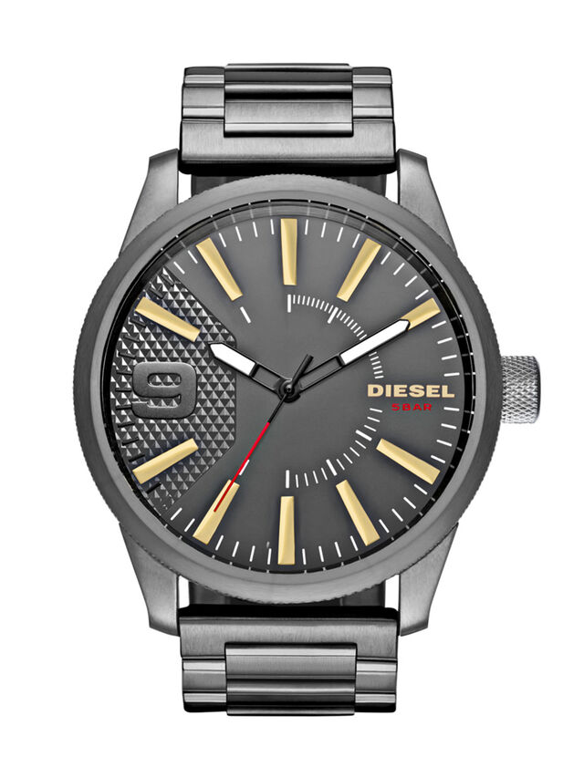 Diesel - DZ1762, Grigio - Orologi - Image 1