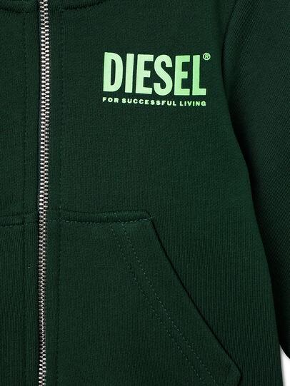 Diesel - SONNYB, Verde - Felpe - Image 3