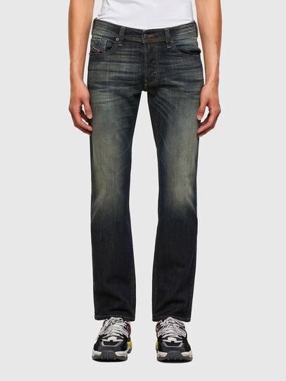 Diesel - Larkee 009EP, Blu Scuro - Jeans - Image 1