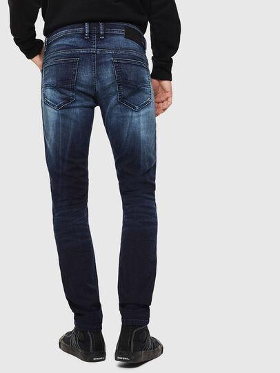 Diesel - Thommer JoggJeans 069IE, Blu Scuro - Jeans - Image 2