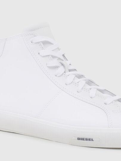 Diesel - S-MYDORI MC, Bianco - Sneakers - Image 4
