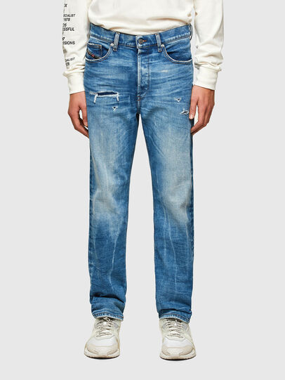 Diesel - D-Macs 009MV, Blu Chiaro - Jeans - Image 1