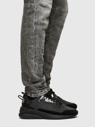 Diesel - D-Strukt 009MY, Grigio Chiaro - Jeans - Image 4