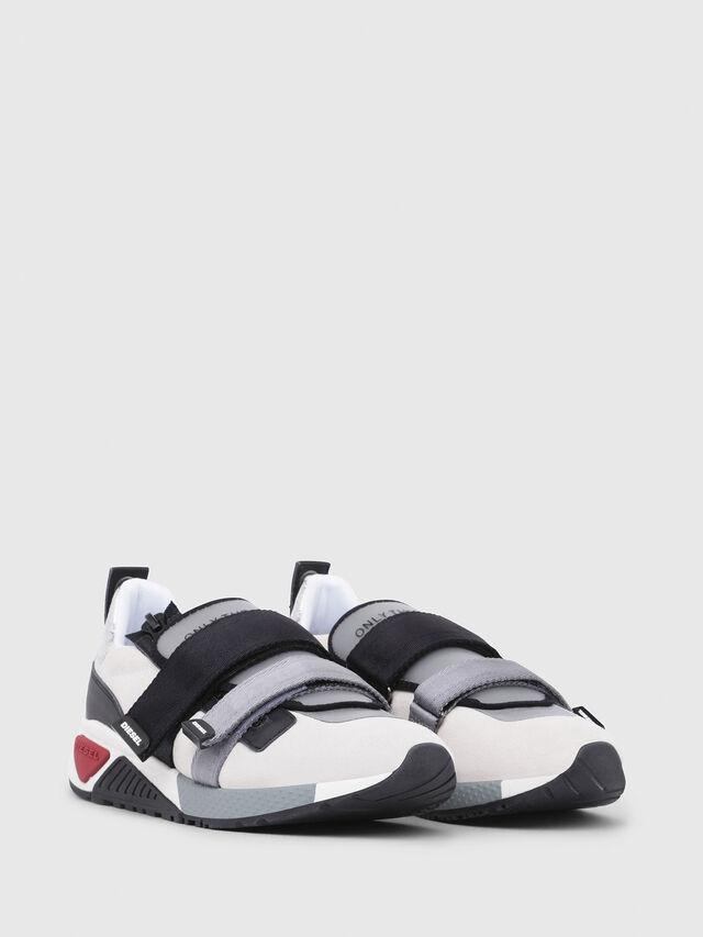 Diesel - S-KB STRAP, Multicolor/Bianco - Sneakers - Image 2