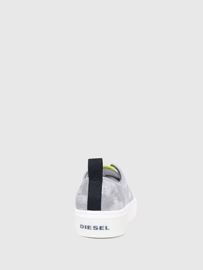 Diesel - S-VANEELA LC, Argento - Sneakers - Image 5