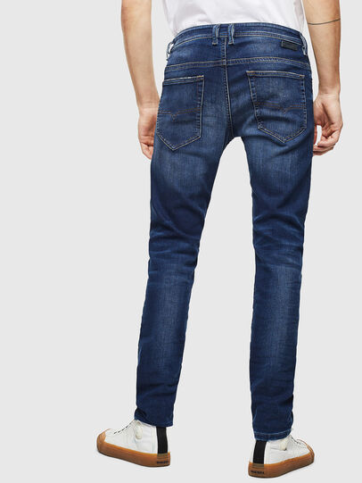 Diesel - Thommer JoggJeans 088AX, Blu Scuro - Jeans - Image 2