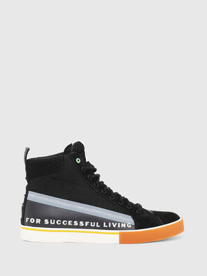 S-DVELOWS MID, Nero - Sneakers