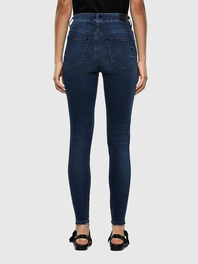 Diesel - Slandy High 009LR, Blu medio - Jeans - Image 2