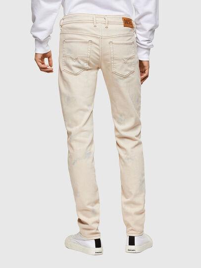 Diesel - Sleenker 009VJ, Bianco - Jeans - Image 2