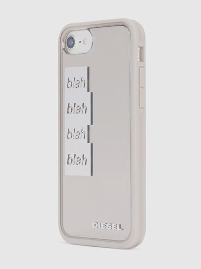 Diesel - BLAH BLAH BLAH IPHONE 8 PLUS/7 PLUS/6s PLUS/6 PLUS CASE, Bianco - Cover - Image 5
